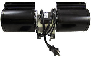 REPLACEMENT BLOWER FOR HEAT N GLO FIREPLACES
