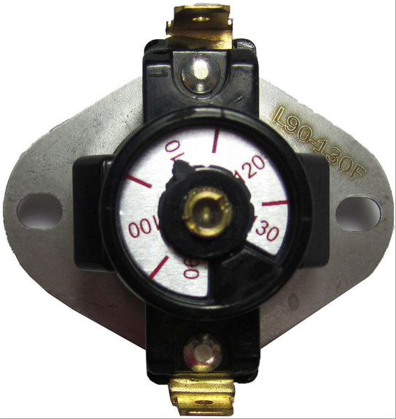 Adjustable Thermostat Switch (90-140F)
