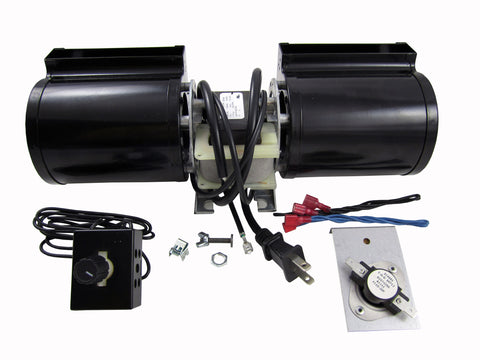 REPLACEMENT BLOWER WITH CONTROLS FOR HEAT N GLO FIREPLACES