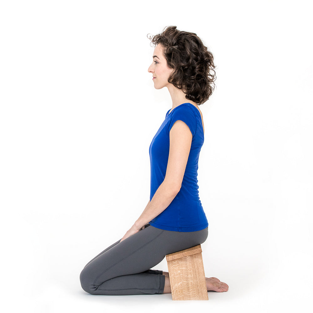 Featured Product > Sedeō Low Stool | Meditation Stool