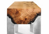 Wood Casting Coffee Table / Cypress or Eucalyptus