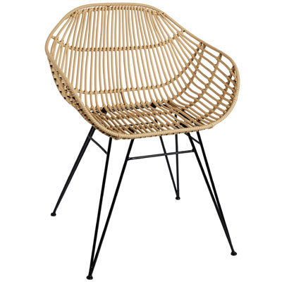 Palm Springs Safari Chair (2 color options)