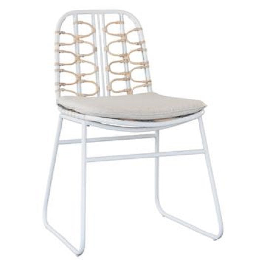 AMANZI DINING CHAIR / NATURAL