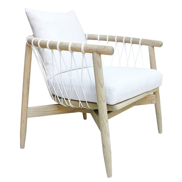 ARNISTON OCCASIONAL CHAIR / WHITE