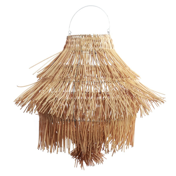 URCHIN PENDANT SHADE / NATURAL