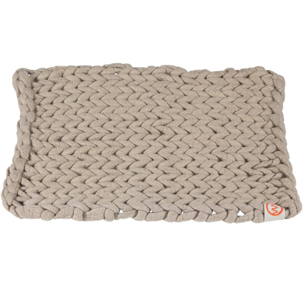 100% ORGANIC PURE WOOL BATHMAT (3 COLOR OPTIONS)