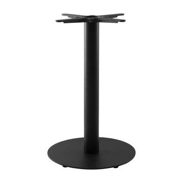 DINING TABLE BASE / BLACK