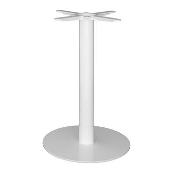 DINING TABLE BASE / WHITE