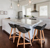 SKAL BARSTOOL - 2 SIZES / IRISH COFFEE (INDOOR-OUTDOOR)