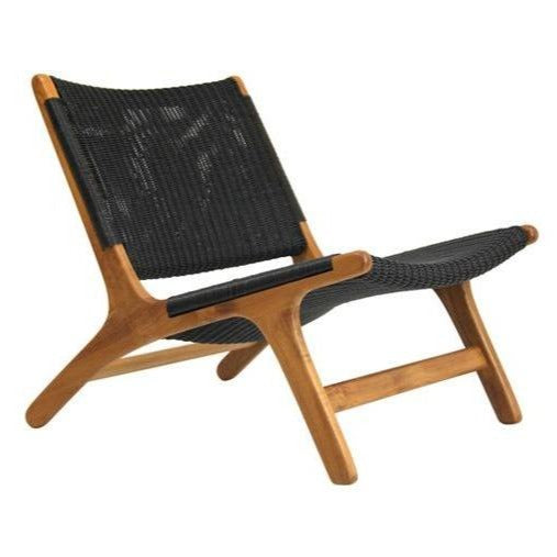 BLISS LOUNGE CHAIR / 2 COLOR OPTIONS (INDOOR-OUTDOOR)