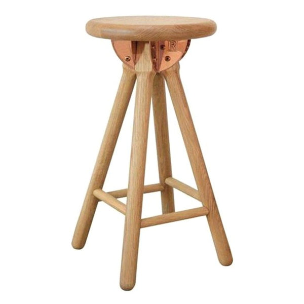 OMNI KITCHEN STOOL / NATURAL