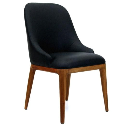 NEW YORK DINING CHAIR / BLACK