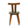 T DINING CHAIR / ECO TEAK