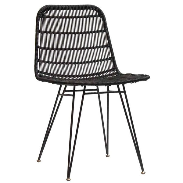 CARBO DINING CHAIR / 2 COLORS (OUTDOOR-INDOOR)
