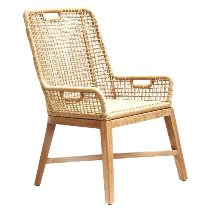 TSWALU DINING CHAIR / NATURAL