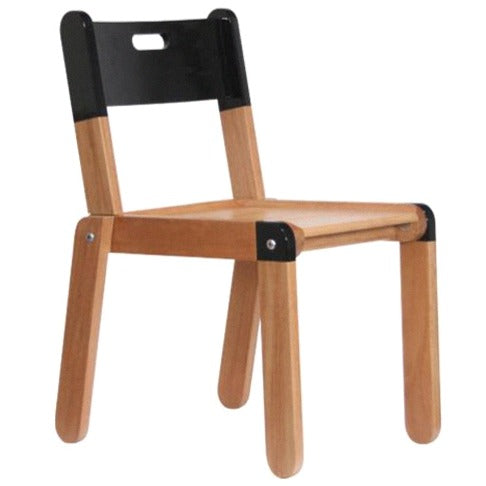 FLATSTACK DINING CHAIR / MAHOGANY