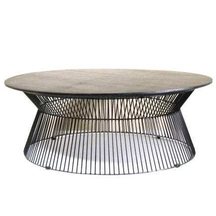 EDEN CAGE COFFEE TABLE / 2 COLORS