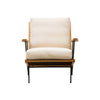 SULIS LOUNGE CHAIR / NATURAL