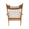 ROXANNE HIGH-BACK LOUNGE CHAIR (2 COLOR OPTIONS)