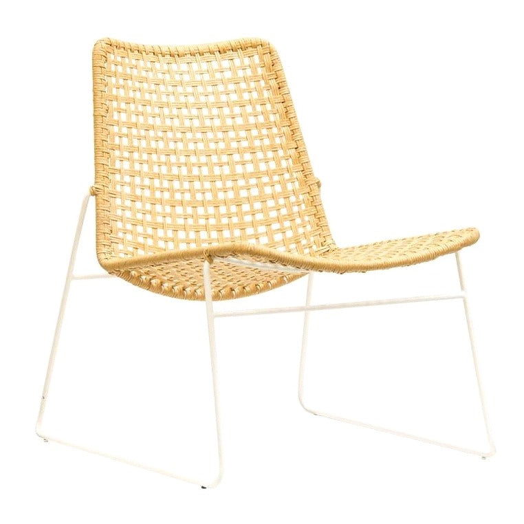 BELLA LOOM LOUNGE CHAIR (2 FINISHES)