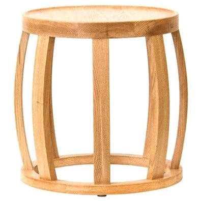 CHAPUNG SIDE TABLE / NATURAL OAK
