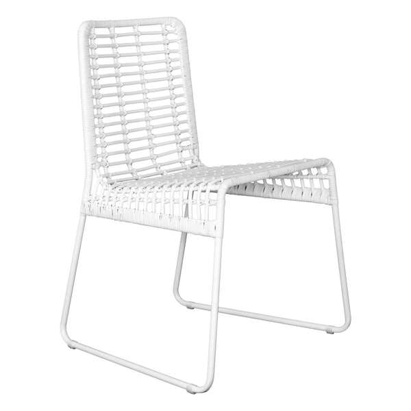 GONUBIE DINING CHAIR / WHITE