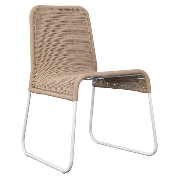 GONUBIE OUTDOOR DINING CHAIR / NATURAL