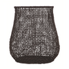 Bindu Baskets in Banana Fiber / Black