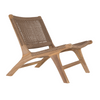 Cape Town Lounge Chair | Natural