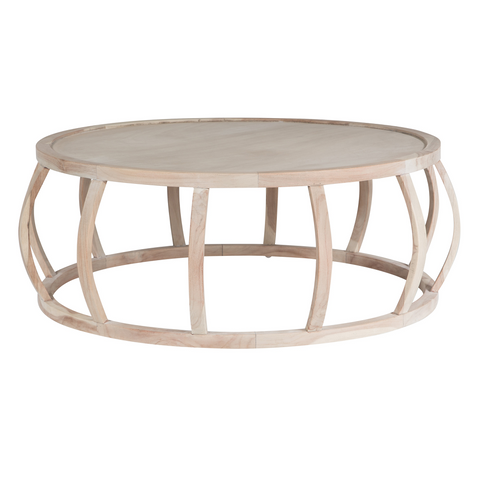 Crabo Coffee Table Natural | Indoor-Outdoor