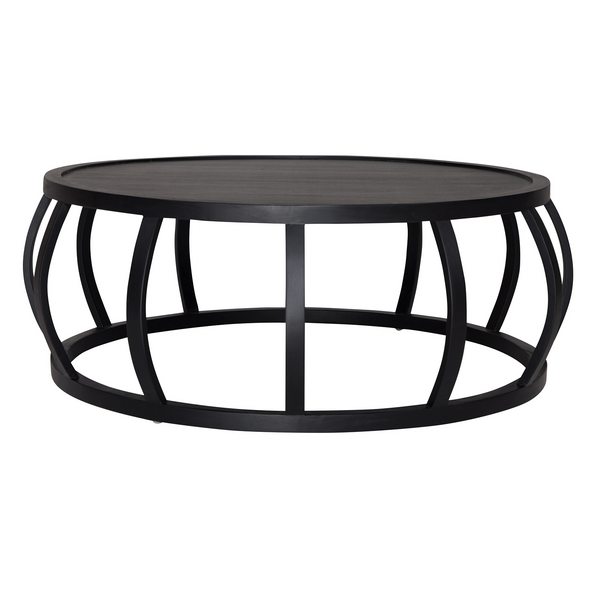 Crabo Coffee Table Black | Indoor-Outdoor