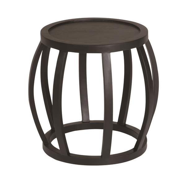 Crabo Side Table Black