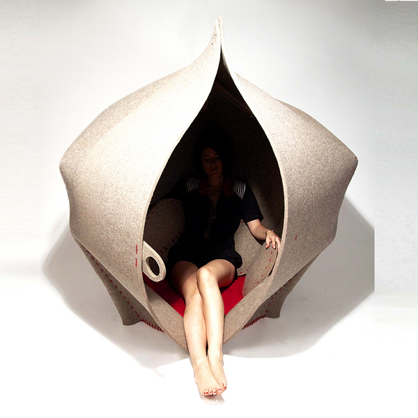 Hush Seating Pod