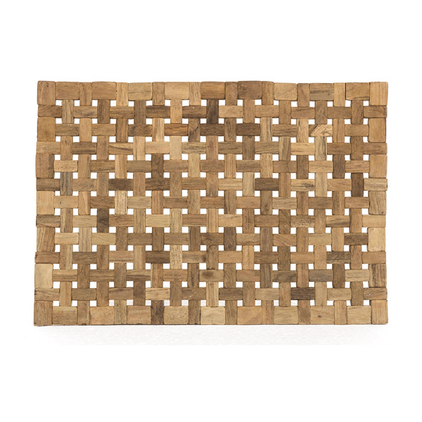 Teak Placemat | Rectangle