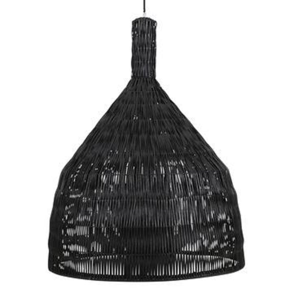 INDIE OVERSIZED PENDANT LIGHT | BLACK