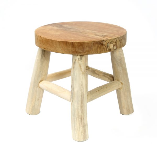 KEDUT STOOL - SIDE TABLE / INDOORS-OUTDOORS