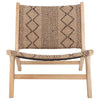 KEJA OCCASIONAL CHAIR / NATURAL