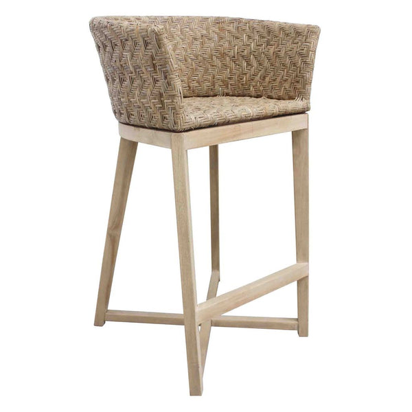 MOSSEL BAY BARSTOOL | NATURAL / INDOOR-OUTDOOR