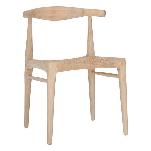 RITA HORN DINING CHAIR / NATURAL