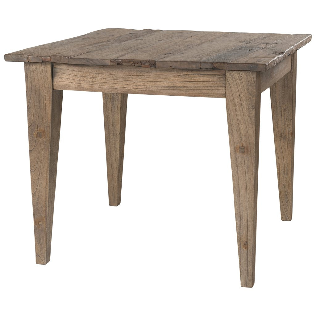 SHERMAN DINING TABLE / SQUARE