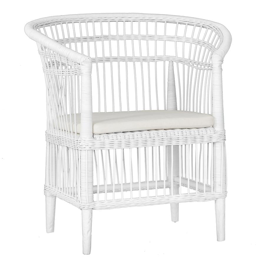 SONGWHE DINING CHAIR / WHITE