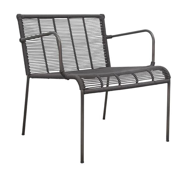 Tobago Rope Occasional Chair / Outdoors