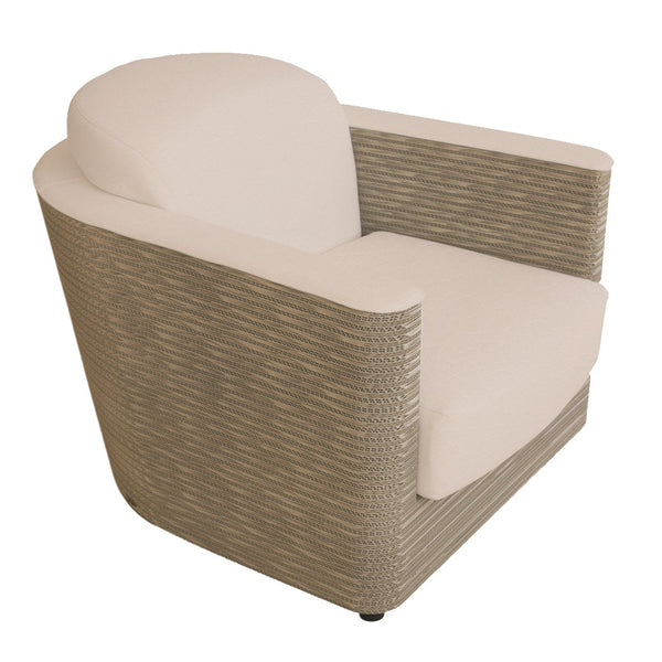 Wendy Lounge Chair | Eco-Leather