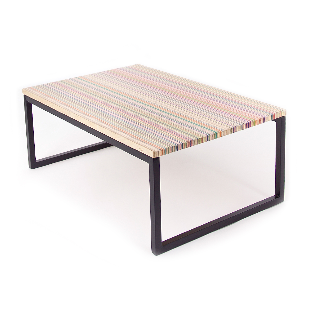 Exceptionnel Reclaimed Skateboards Coffee Table | DecksTop Mini™