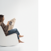 Swing Chair | Regenerated Cotton