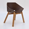 Corkigami Chair | Chocolate