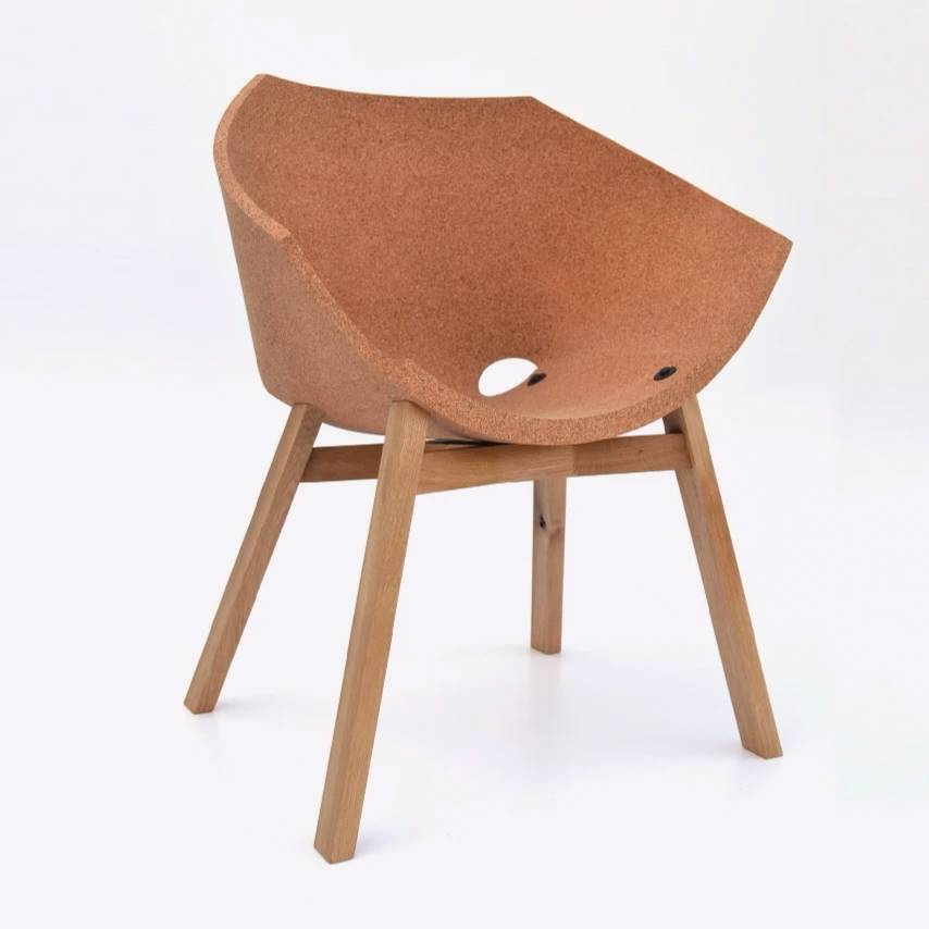 Corkigami Chair | Natural
