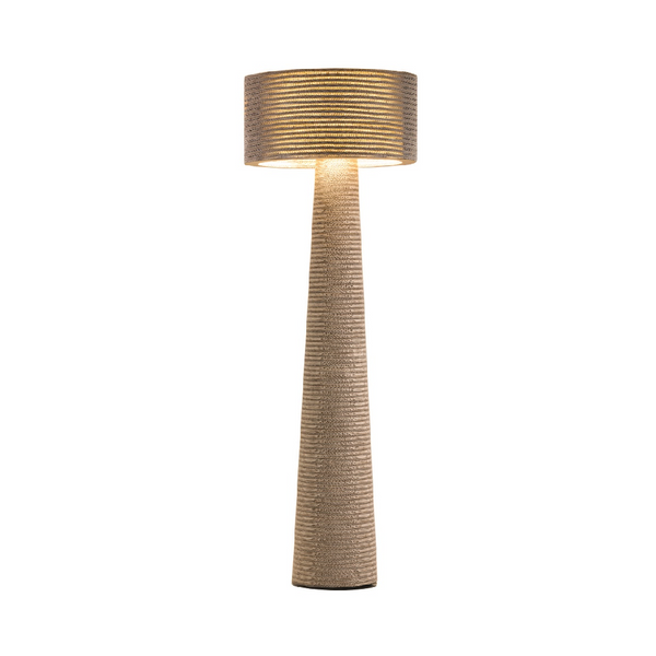 Misha Floor Lamp | Natural
