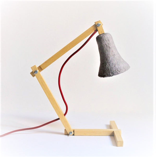 METAMORFOZIS BELL DESK LAMP / VARIOUS COLORS