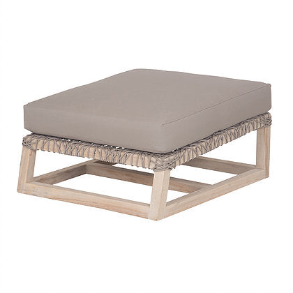 MORRISON OTTOMAN / OUTDOOR-INDOOR